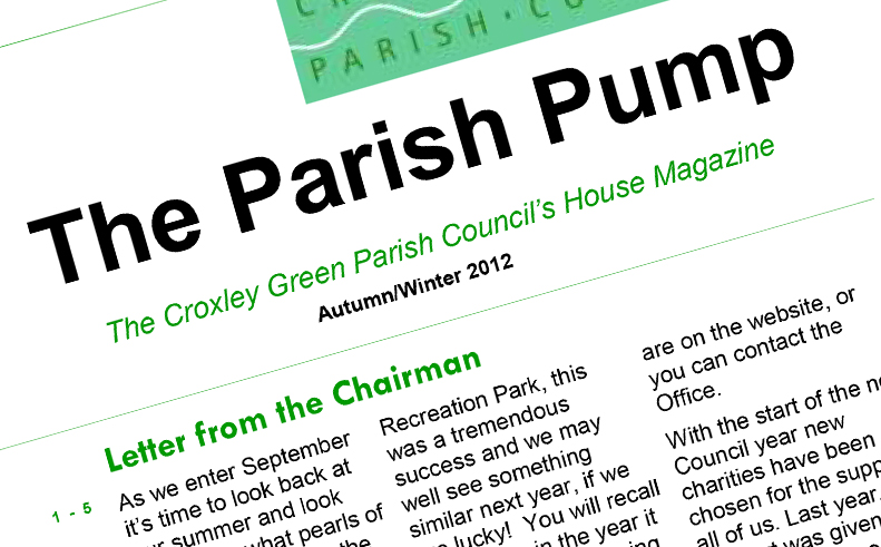 Parish Pump